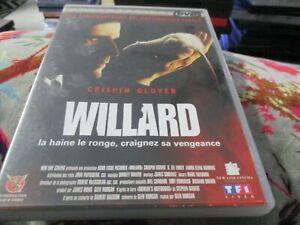 DVD-034-WILLARD-034-Crispin-GLOVER-film-d-039-horreur-de-Glen-MORGAN