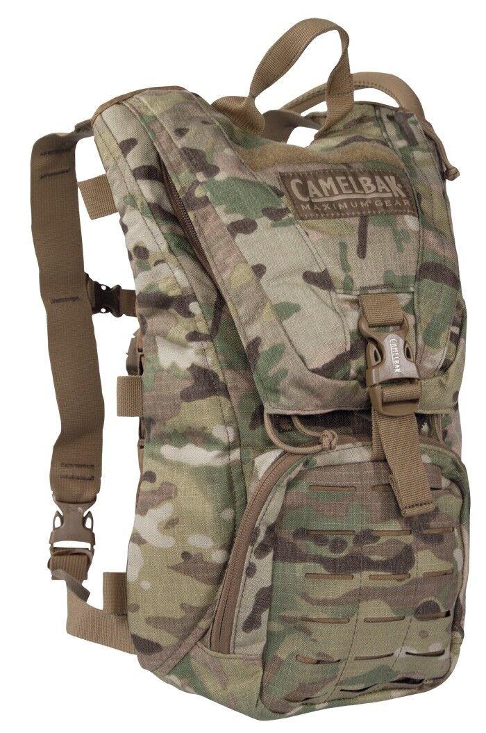 Camelbak Ambush Outdoor borracce Daypack Carrier Zaino MULTICAM