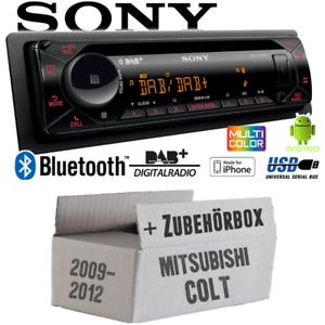 Autoentertainment Autoradios Autoradio Sony BluetoothDAB+CD/USB ...