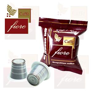 1600 Cialde Capsule Nespresso compatibili CAFFE FIORE Espresso BAR mix Intensa