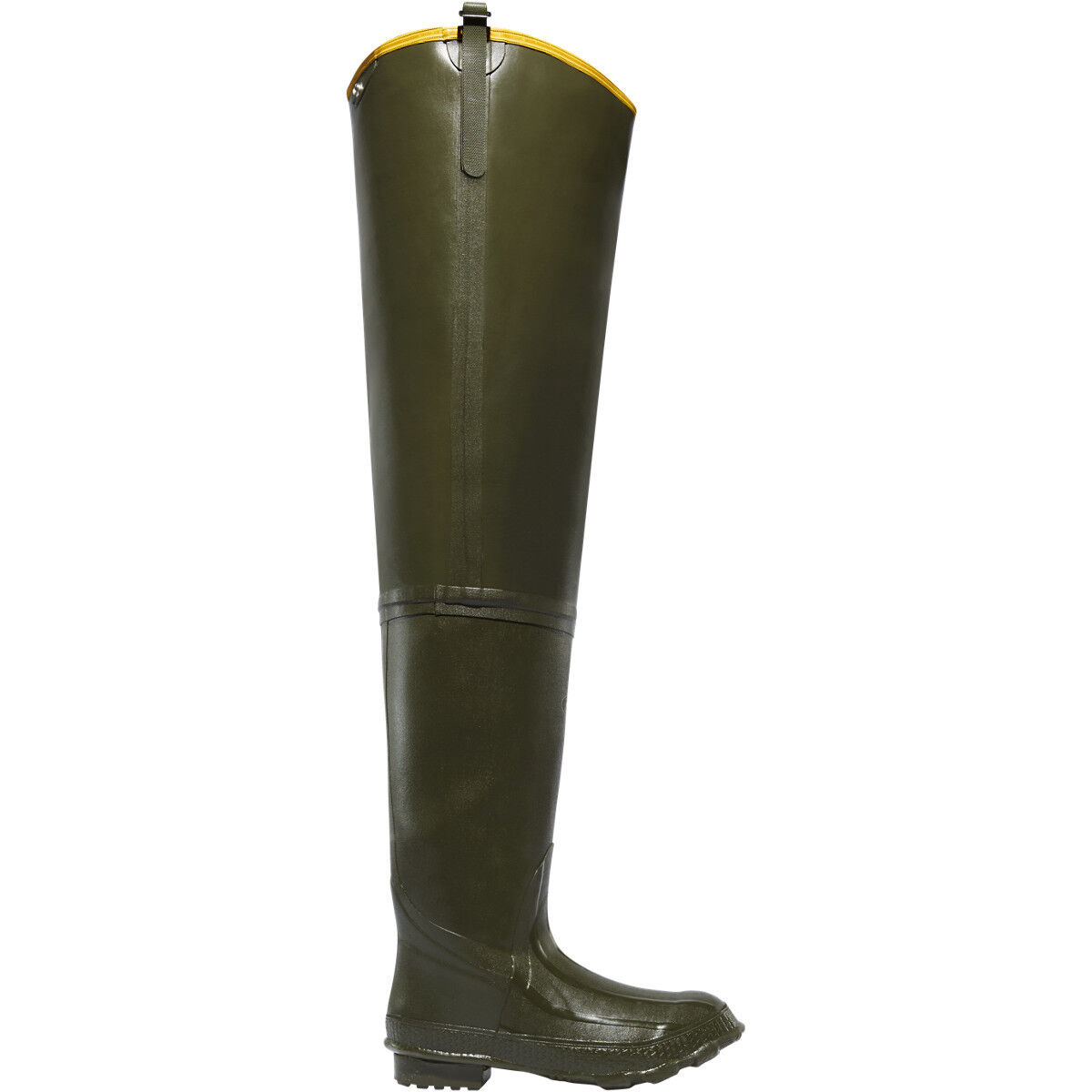 Lacrosse Men's 156040 Marsh 32  OD Green Rubber Hunting  Work Wader Boots  be in great demand