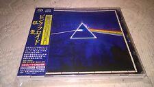 PINK FLOYD THE DARK SIDE OF THE MOON TOGP-15001 JAPAN SCD OBI