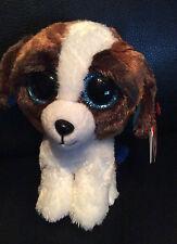 W-F-L TY Boos Duke Hund dog 15 cm Glubschi  Boo´s  Glitzeraugen