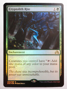 Cryptolith-Rite-Foil-Mtg-Magic-English