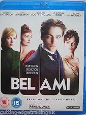 Bel Ami (Blu-ray, 2012) NEW SEALED PAL