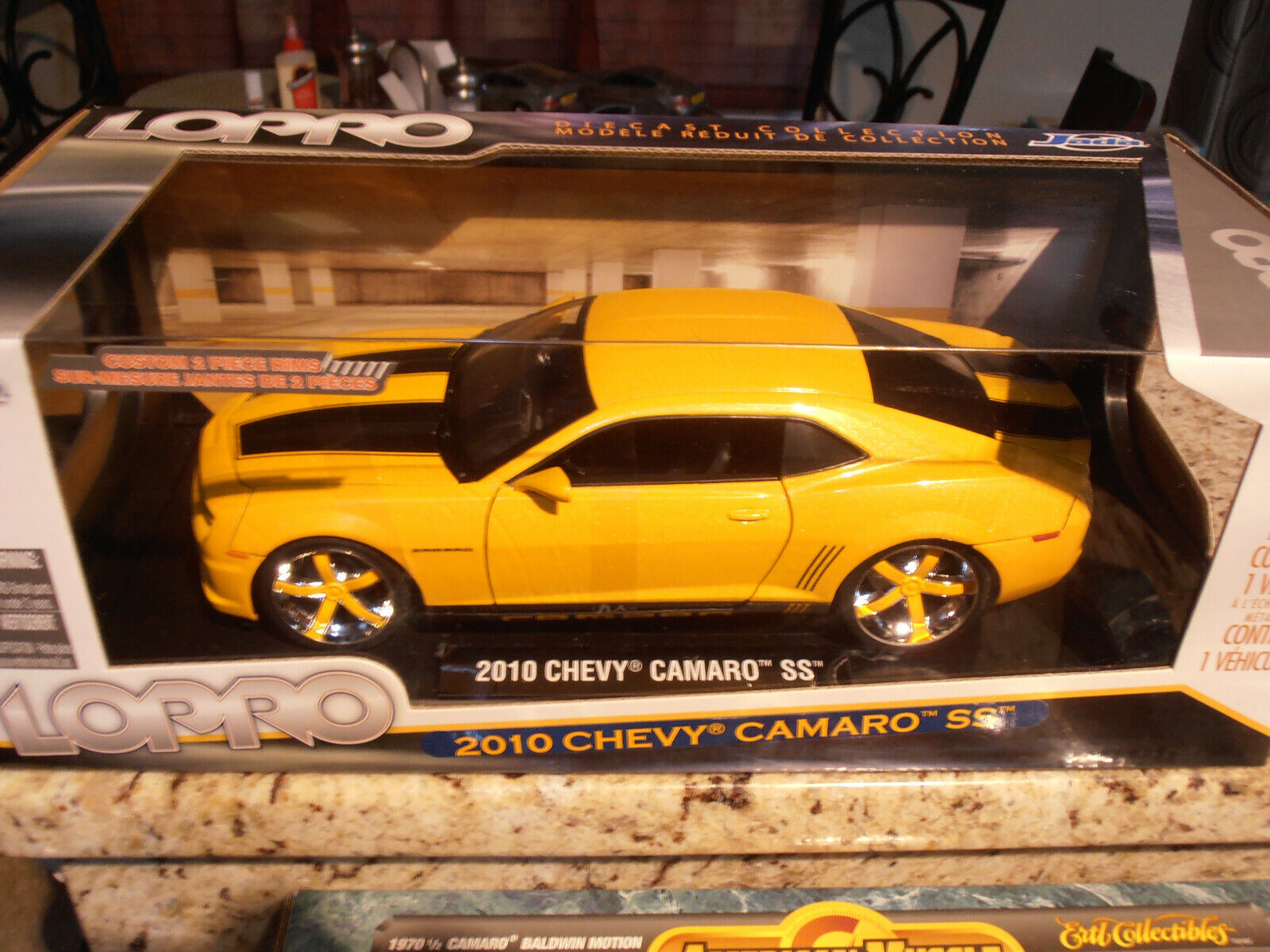 Jada Lopro Lopro Lopro 2010 Chevy Camaro SS 5bf645