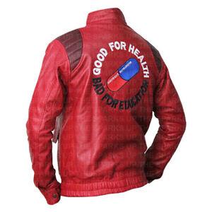 15050f0532 Image is loading Akira-Kaneda-Capsule-Embroidery-Education-Stylish-Costume- Leather-