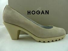 Hogan by Tod's sportliche Pumps  in Beige Gr.40