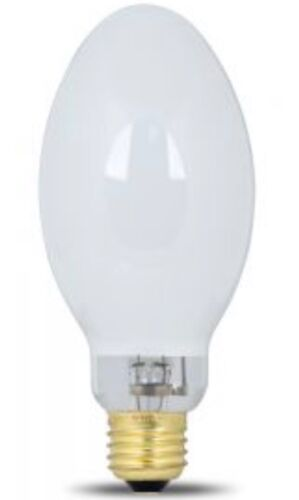 New Lot of 2 Feit Electric 80W Mercury Vapor H43AV-80//DX Deluxe White