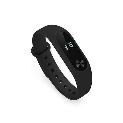Xiaomi MI Band 2 Smartwatch OLED Bluetooth Sportuhr Armband Fitness Tracker