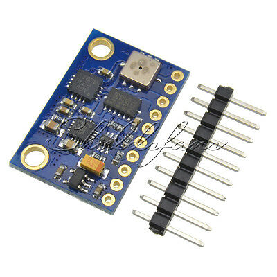10DOF 9-axis Attitude Indicator L3G4200D ADXL345 HMC5883L BMP085 Module Arduino