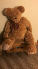 "BOYDS BEARS 40"" Big Harry Jointed 2004 Teddy Bear HUGE Plush Retired"