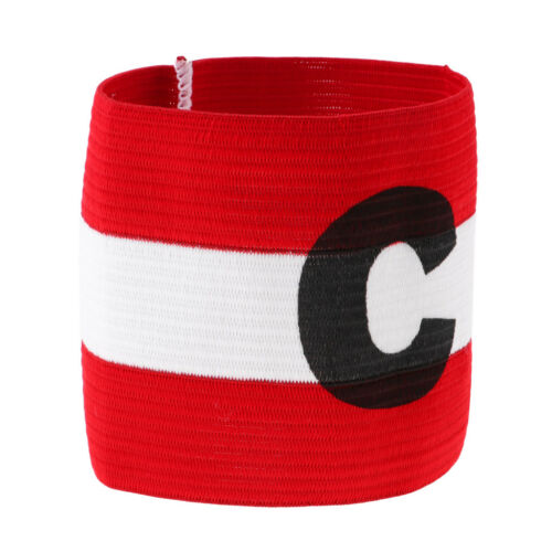 Camouflage Soccer Fußball Kapitän Armband elastische Kapitänsbinde aus