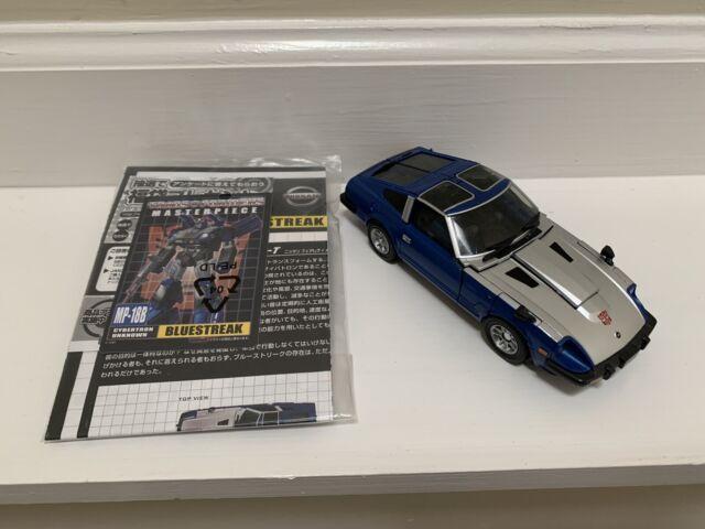 Transformers Masterpiece MP-18B Blue Bluestreak Takara Tomy Nissan 280Z-T Loose
