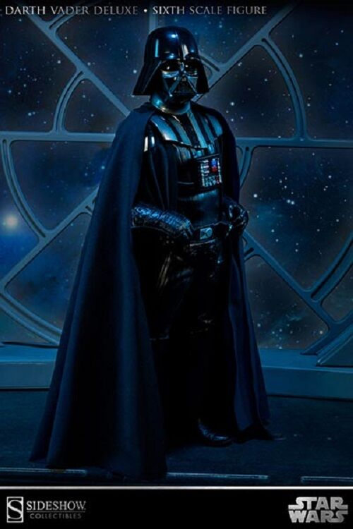 1 6 Scale Star Wars Darth Vader Figure Exclusive by Sideshow Collectibles