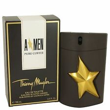 Thierry Mugler Angel A*Men PURE COFFEE for Men ~ 3.4 oz EDT Spray