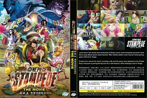 One Piece: Stampede (The Movie Film 14) ~ All Region ...
