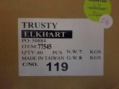 "Trusty RV Camper Access Port Hatch 4/"" Twist-Open//Close WHITE 77546 New"