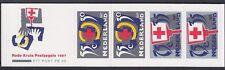 Niederlande MH 37 PB 36 ** Markenheftchen, Booklet, postfrisch MNH