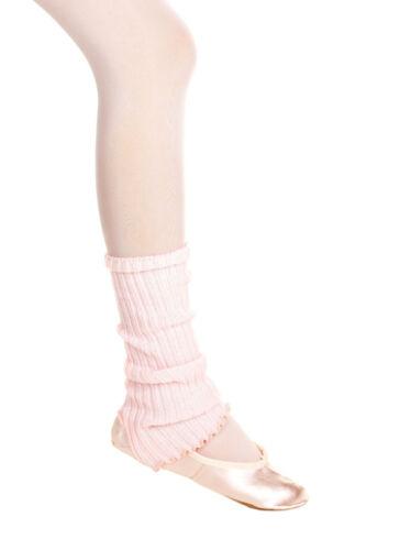 40cm black blue pink lilac purple dance stirrup sparkly legwarmers by katz