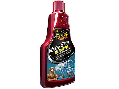 Meguiar's Water Spot Remover and Multi-Surface Polish 14oz Glass Paint Chrome