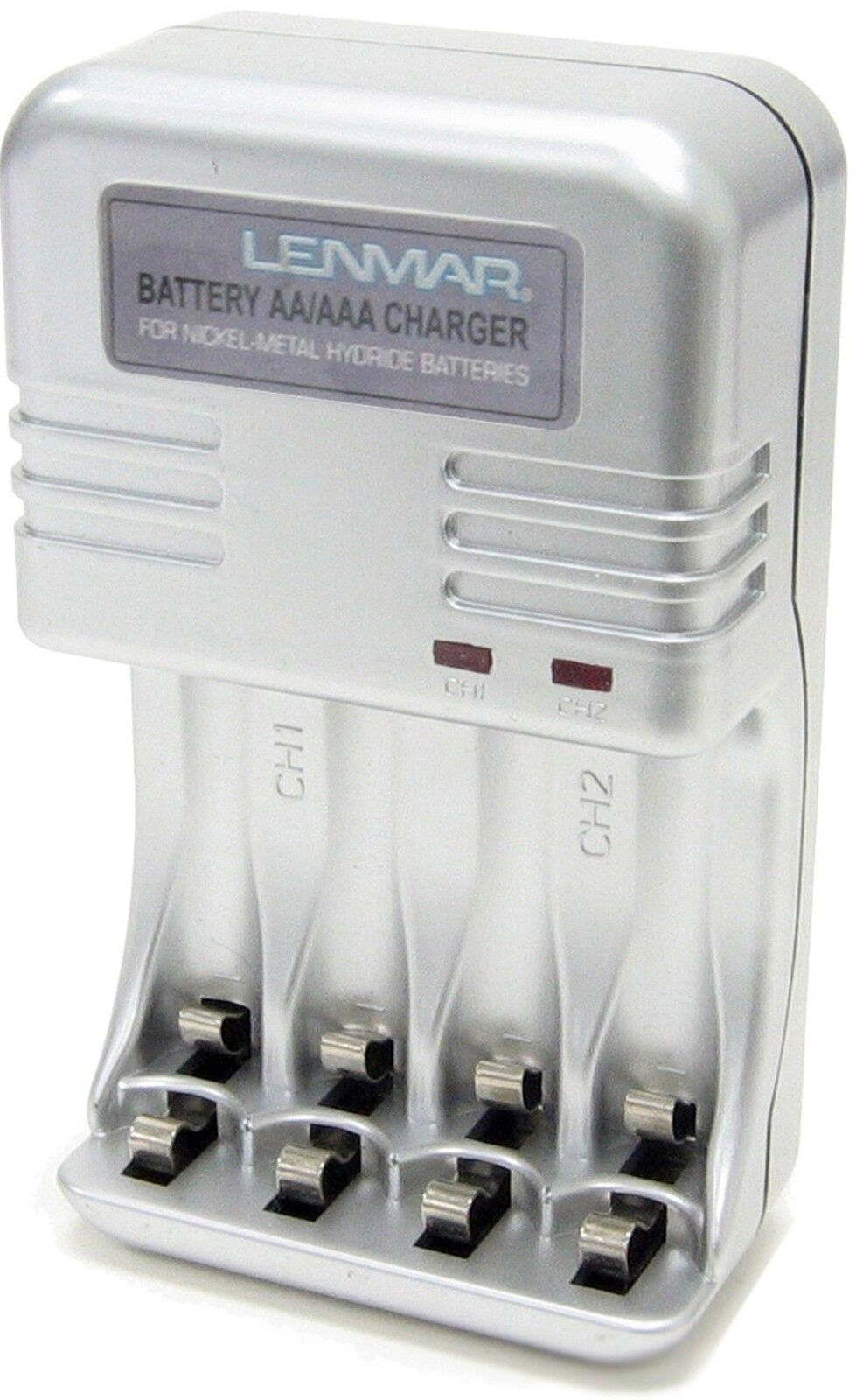 Lenmar Internationally Capable AA & AAA NiMH Battery Charger PRO290 PRO290B