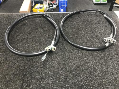 bremsseil cable Bowden atrás para kawasaki KVF 650 brute force 05-13 Bremszug