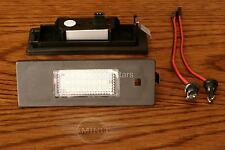 2x LED LICENSE NUMBER PLATE LIGHT MINI R61 PACEMAN PANEL LUZ MATRICULA TARGA