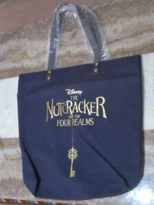 Nutcracker-And-The-Four-Realms-CANVAS-TOTE-BAG-Official-Genuine-Movie-Promo