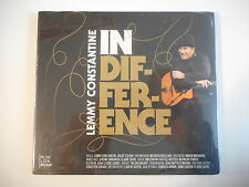 LEMMY CONSTANTINE : IN DIFFERENCE [ CD DIGIPAK NEUF PORT GRATUIT ]