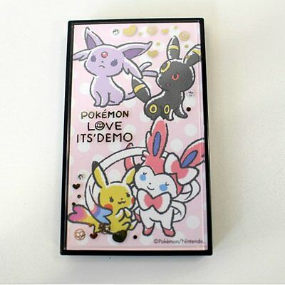 POKEMON LOVE ITS' DEMO 12 Colors Eye shadow palette #4 Sylveon Umbreon Espeon