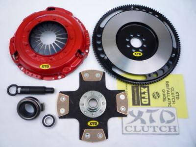 AMC STAGE 3 CLUTCH /& XLITE FLYWHEEL KIT ACCORD TSX 2.4L CIVIC 2.0L K20 K24 4CYL