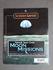 Kennedy Space Center Moon Missions Screen Saver for Windows PCs