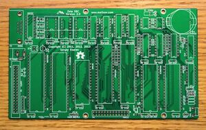 Zeta2 Zeta SBC Version 2.0 z80 computer cpm PC board PCB | eBay