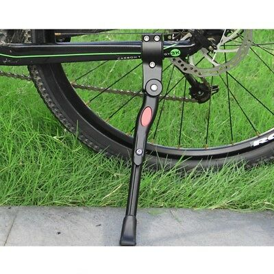 Bicycle Side Kickstand Universal Bike Parking Prop Foot Kick Stand Fit Kids Bike