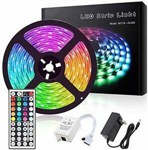 Led-Strip-Lights-16-4ft-RGB-Led-Room-Lights-5050-Led-Tape-Lights-Color-Changing