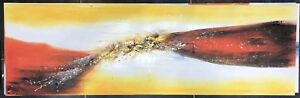 Excellent-amp-Large-Chinese-100-Hand-Painted-Oil-Painting-ZZAL1030T5