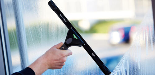 Unger E3300 ErgoTec Ninja 30° Wischer 30 cm Fensterwischer Fensterabzieher