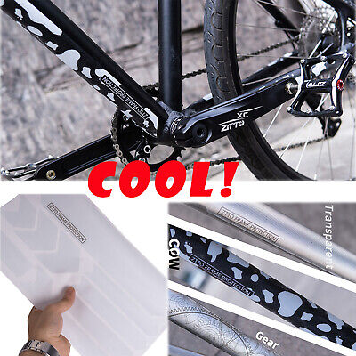 Bicycle Frame Protective Bike Guard Cover Stickers  for ZTTO 3D MTB YT Capra New