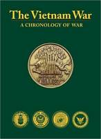 The Vietnam War: A Chronology Of War By Jim Webb Illustrated Leather Bound 2010