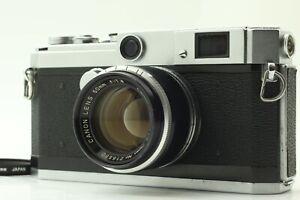 exc-4-Canon-Modell-l2-Entfernungsmesser-Kamera-mit-50mm-f-1-8-aus-Japan-597