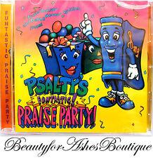 Psalty Singalong Jesus Messiah Worship Songs Funtastic Praise Party! Children CD