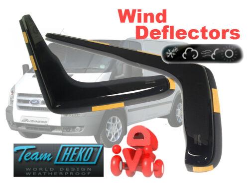 Ford Transit 2001-2006 2.pc desviadores de viento Set Heko 15246