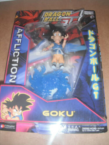"Dragon Ball GT figurine Goku Série 5/"" 1 nouveau"