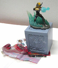 Saint Seiya Diorama con box Hyoga Cristal Il Cigno