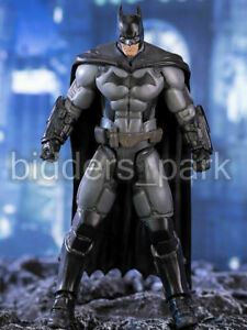7-034-Armor-Batman-Arkham-Asylum-City-Bruce-Wayne-DC-Super-Hero-Action-Figure
