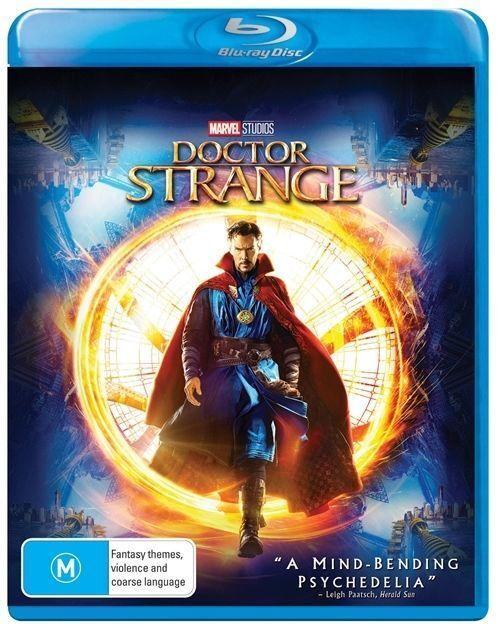 Doctor Strange (Blu-ray, 2017)BRAND NEW & SEALED