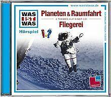 WAS IST WAS, Folge 5: Planeten & Raumfahrt/ Flieger... | CD | Zustand akzeptabel