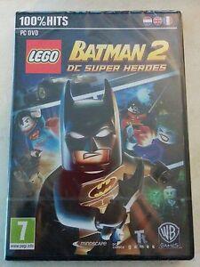LEGO-Batman-2-DC-Super-Heroes-Jeu-PC-NEUF