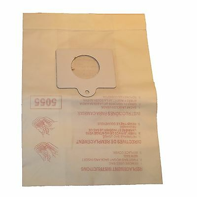 Kenmore Type Q Canister Vacuum Bags Style 5055 50557 Sears Progressive Intuition